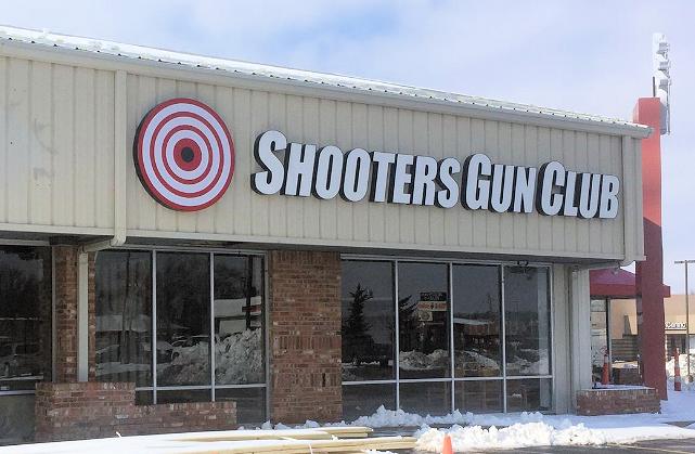 Shooters outside